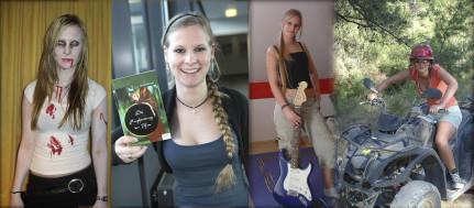 Jugend Daniela Kupfner