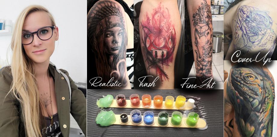 Tattoostudio Secret Skin by Bambi